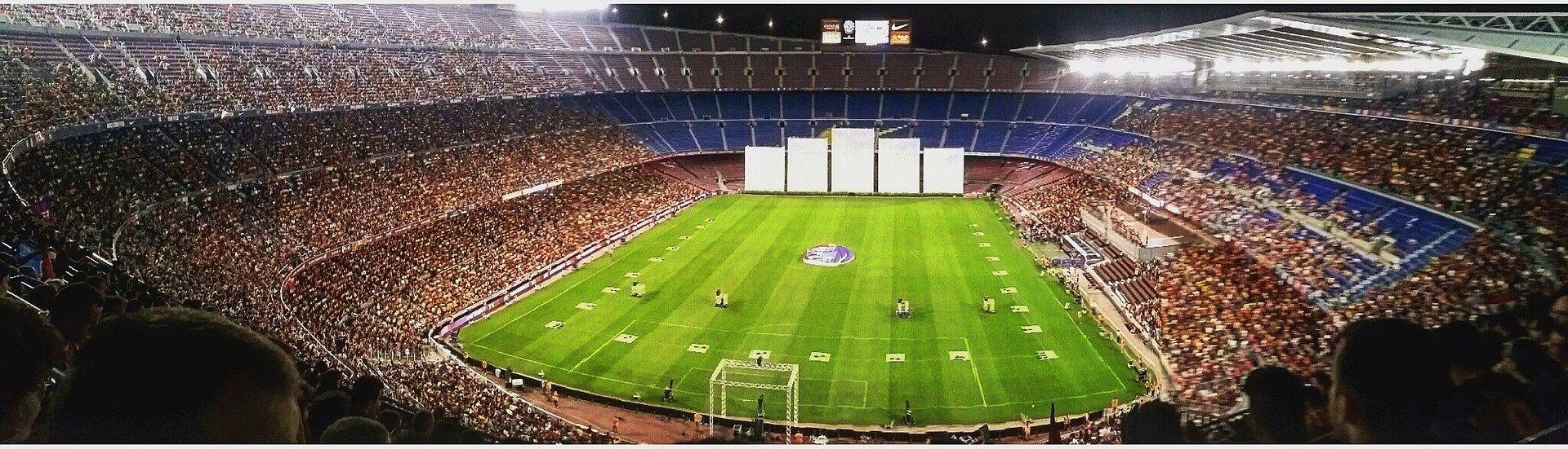Stade Camp Nou Fc Barcelone
