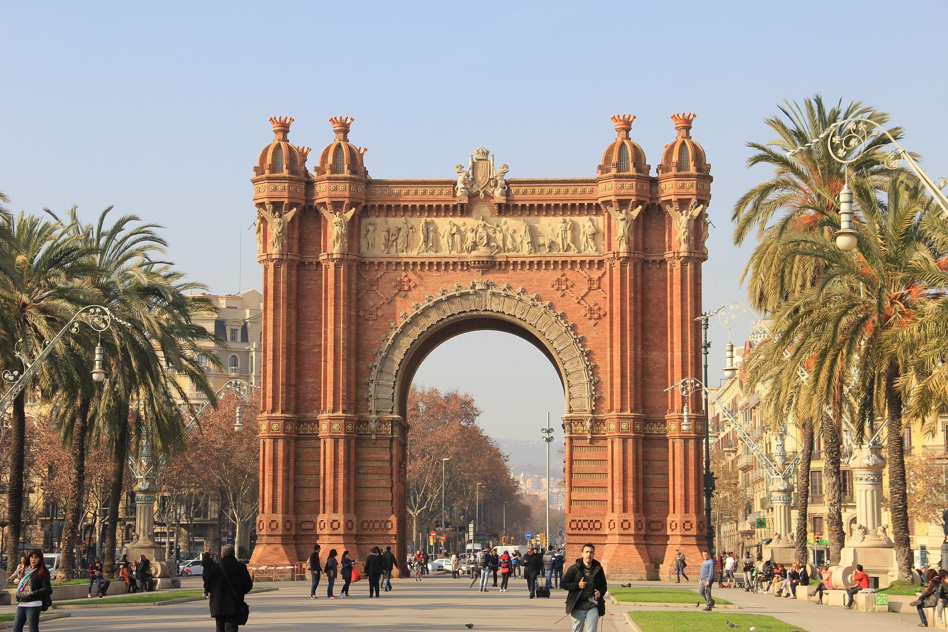 Arc de Triomphe Barcelone