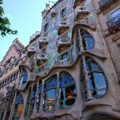 Prácticas en Barcelona