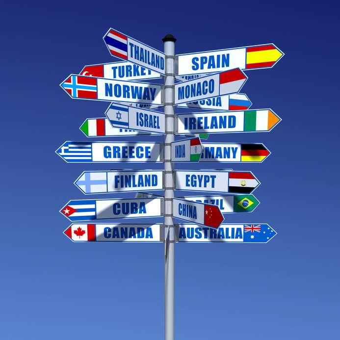 Internship Destinations