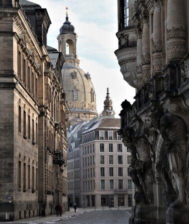 Praktikum in Deutschland, Dresden