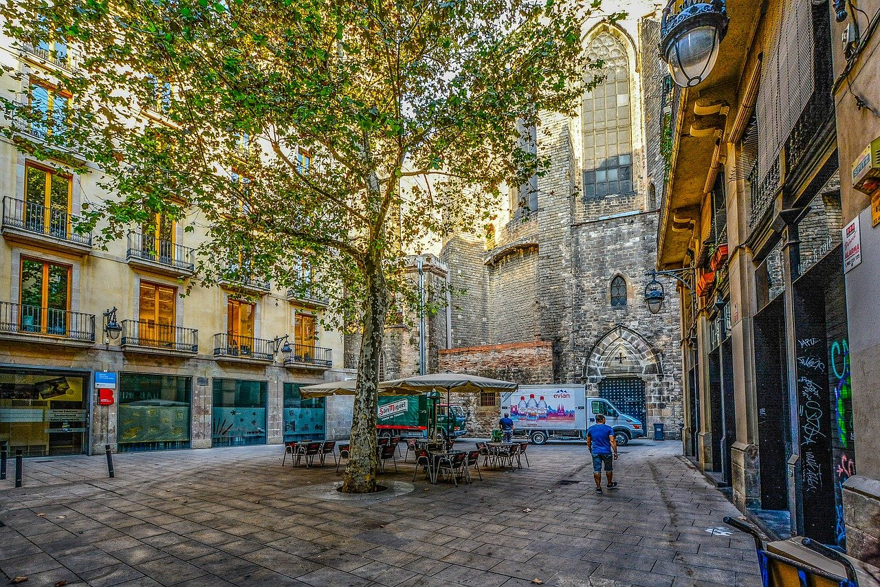 practicas en España