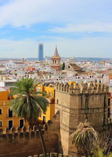 Praktika in Spanien, Seville