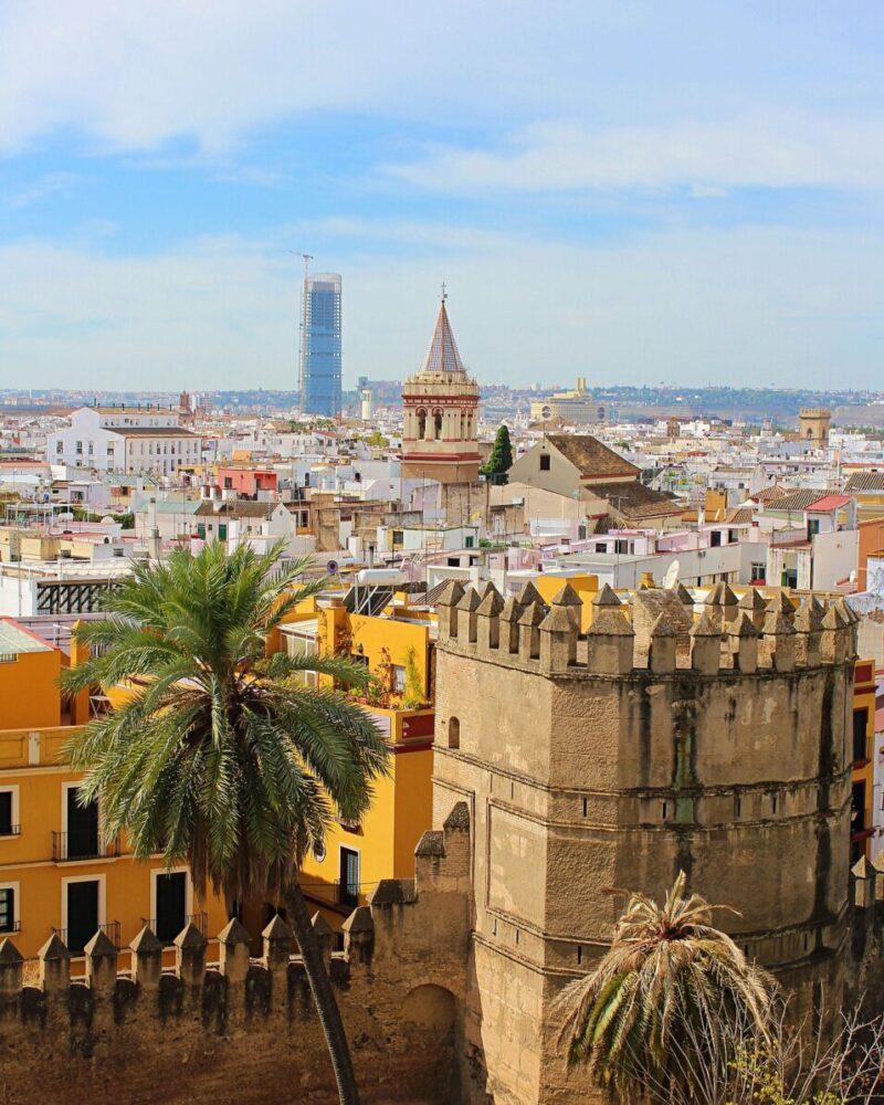 Sevilla, ciudad de España