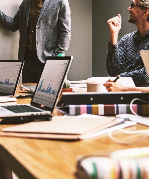 Prácticas de empresariales, finanzas y RRHH